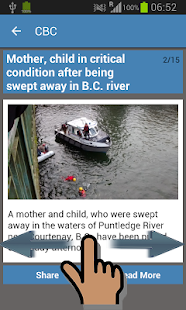 Canada News & More- screenshot thumbnail