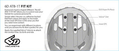 6D Helmets ATB-1T Evo Trail Helmet alternate image 14