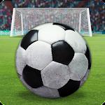 Finger soccer : Football kick Icon