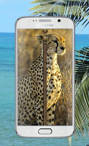 Cheetah Screen Lock