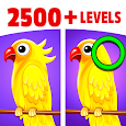 Find The Differences - Spot it icon