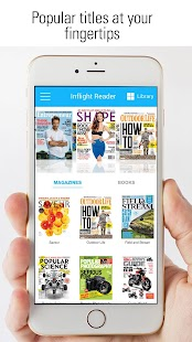 Inflight Reader- screenshot thumbnail