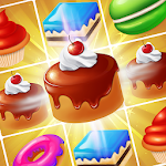 Candy Cake Match 3 Game Icon