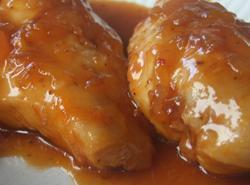 Alice's Apricot Chicken Recipe