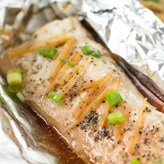Soy Ginger Sauce Fish Recipes