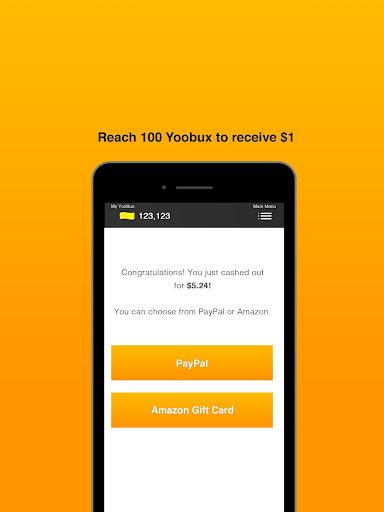 YooLotto: make money everyday!  screenshots 9