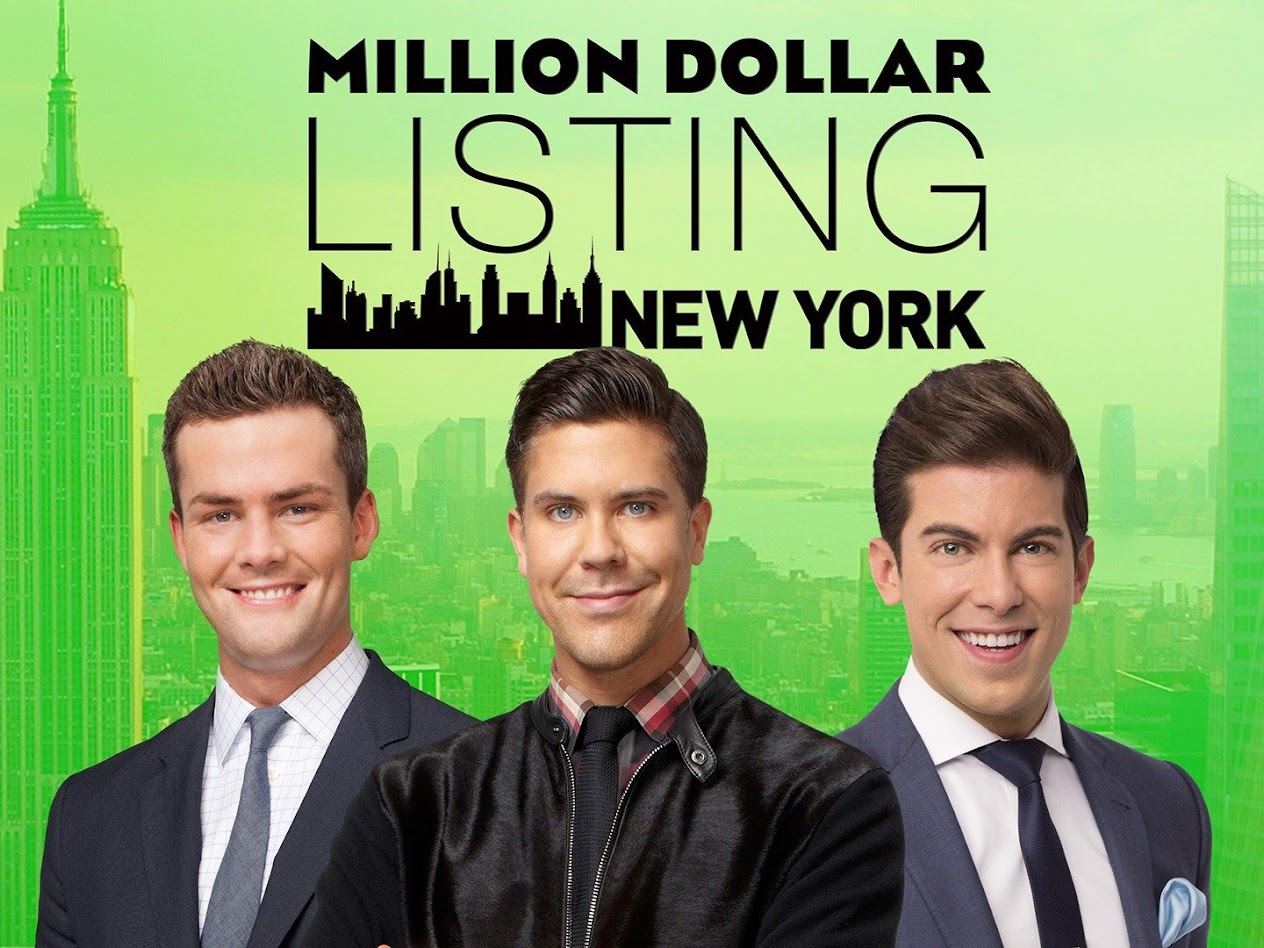 Million dollar listing new york movies tv on google play for Tv shows to see in new york