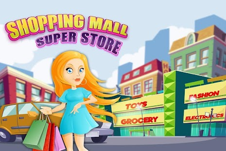 Shopping Mall Grocery Superstore - náhled