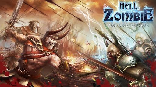 Hell Zombie screenshot 1