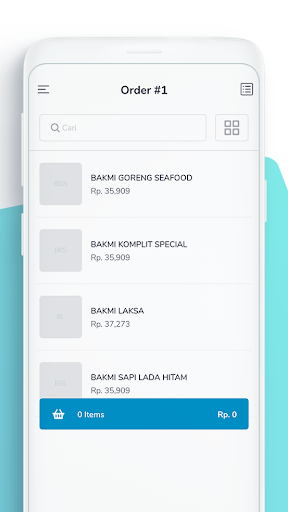 kawn point of sales (pos) - kasir online screenshot 2