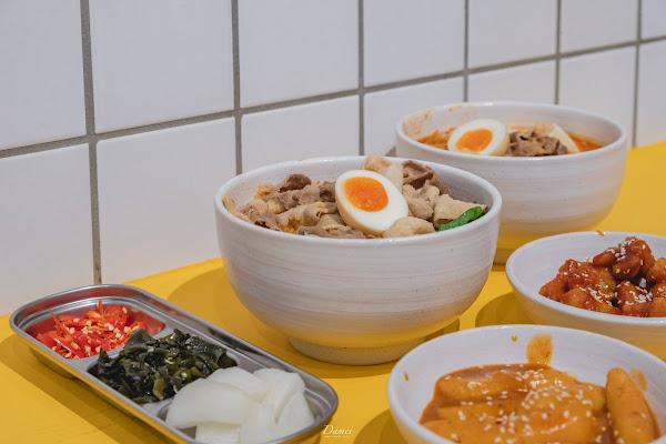 台北東區美食 安妞韓辣燙-台式煮法、韓式湯頭,飽足感十足的韓式麻辣燙