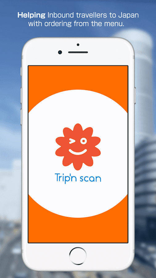 Trip'nScan Explore Japan More- screenshot