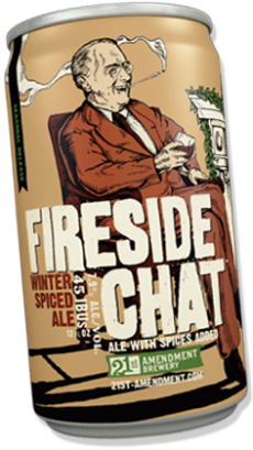 Logo of 21st Amendment Fireside Chat