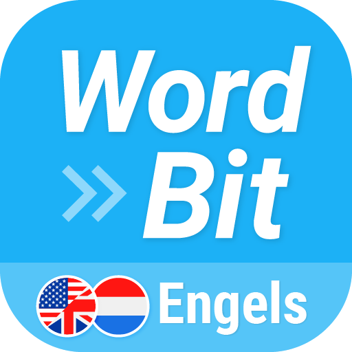 WordBit Engels (leer via je vergrendelscherm) Icon