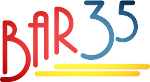 Logo for Bar 35 Hawaii