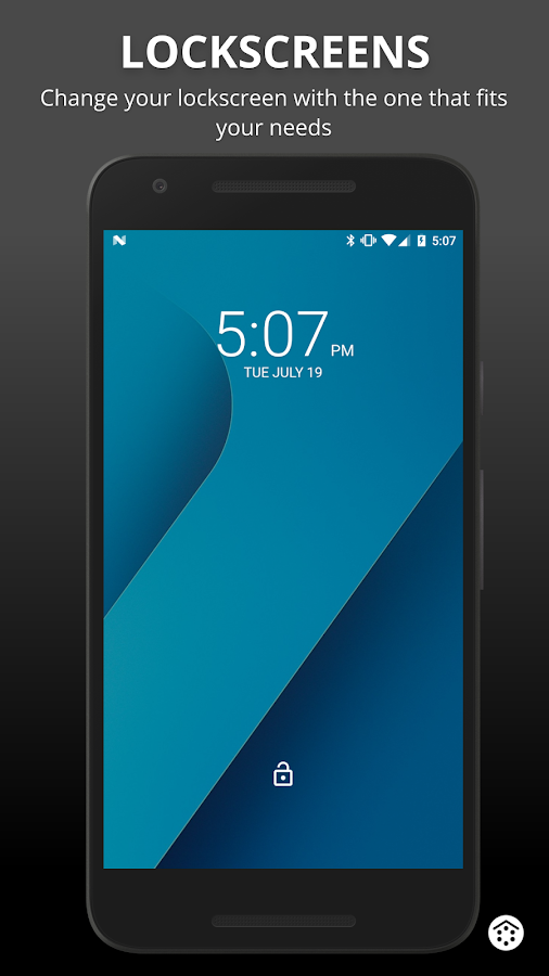 Smart Launcher 3 (300+ Themes)- screenshot