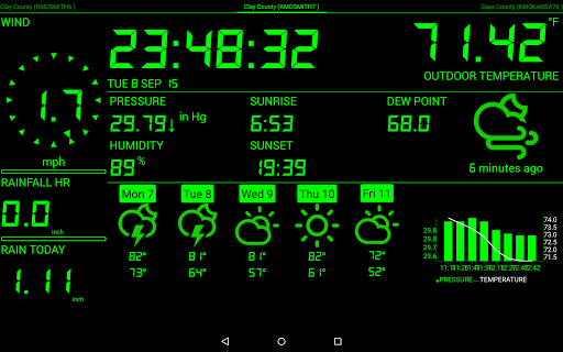 Weather Station screenshot 11