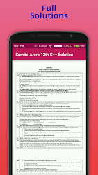 Sumita Arora 12th C++ Solution APK Download – Free Books & Reference APP for Android 5