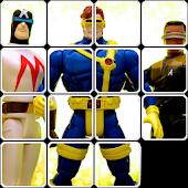 Superheroes Puzzle