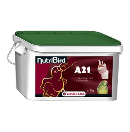 Handuppmatning A21 3kg Nutribird 21% Protein