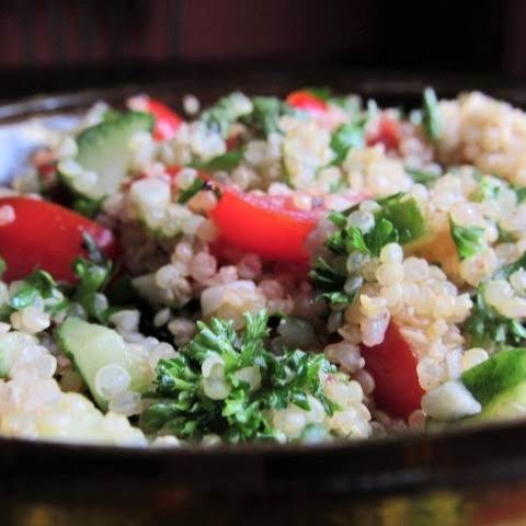 Tabbouleh With Toasted Quinoa Recipe