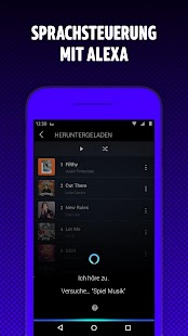 Amazon Music: Hör deine Lieblingssongs Screenshot