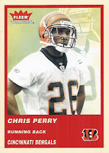 Photo: Chris Perry 2004 Fleer Tradition RC
