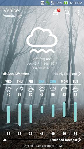 ASUS Weather screenshot 1