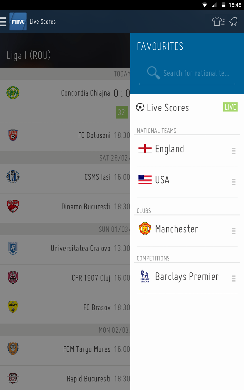 FIFA screenshot #12