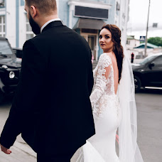 Wedding photographer Viktoriia Mevsha (Mevsha). Photo of 06.07.2018