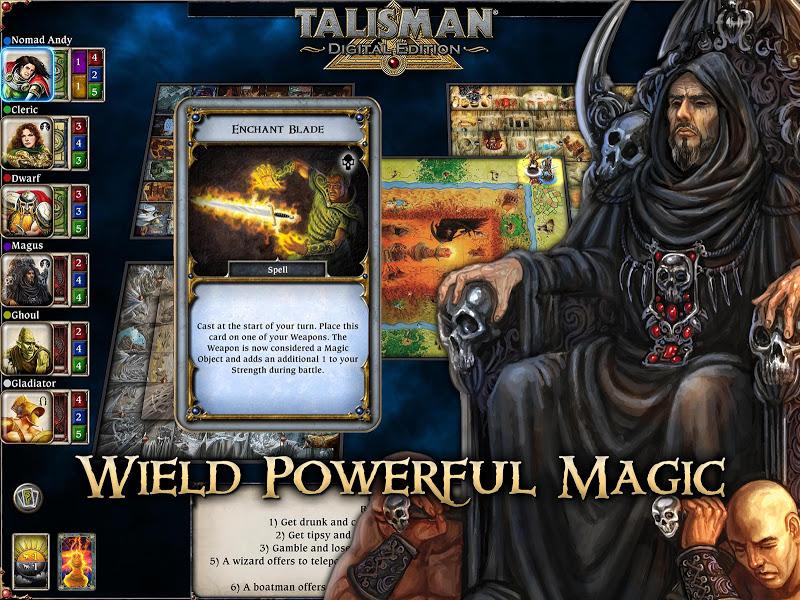 Talisman Screenshot 8