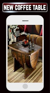 Modern Coffee Table Home Ideas DIY Designs Gallery - náhled