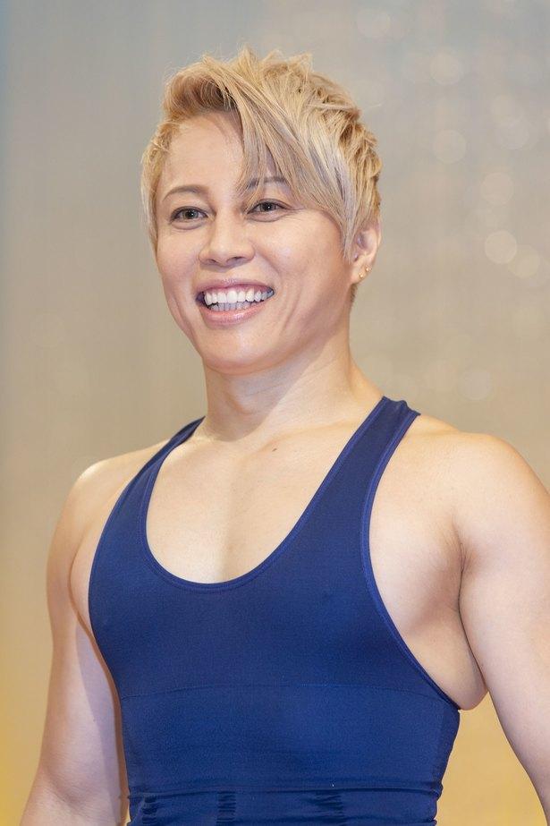 西川 貴教 体操 筋肉