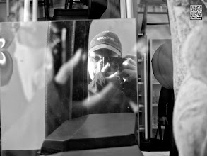 "Photo: Selfy Mirror pt deuxFuji X10<a href=""http://matthewmaber.com/"">Blog</a> · <a href=""http://www.flickr.com/photos/somefool/"">Flickr</a> · <a href=""http://500px.com/MatthewMaber"">500px</a> · <a href=""http://gplus.to/mattmaber"">g+</a> · <a href=""https://www.facebook.com/mattmaberphotog"">Facebook</a> · <a href=""http://www.twitter.com/mattmaber"">Twitter</a><br/>FujiFilm X100 · Nikon D90 (Nikkor 35mm f1.8, Sigma 10-20mm, Tamron 28-75mm f2.8)"