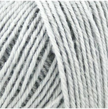 Onion Nettle Sock Yarn, nr. 1018, Ljusgrå