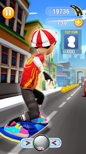 Big City Runner 3D Screenshot