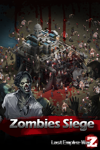 android Last Empire-War Z Screenshot 1