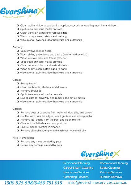 Evershine Services