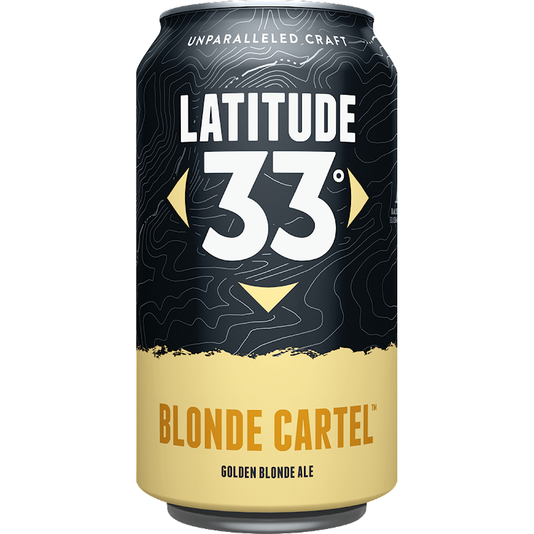 Logo of Latitude 33 Blonde Cartel