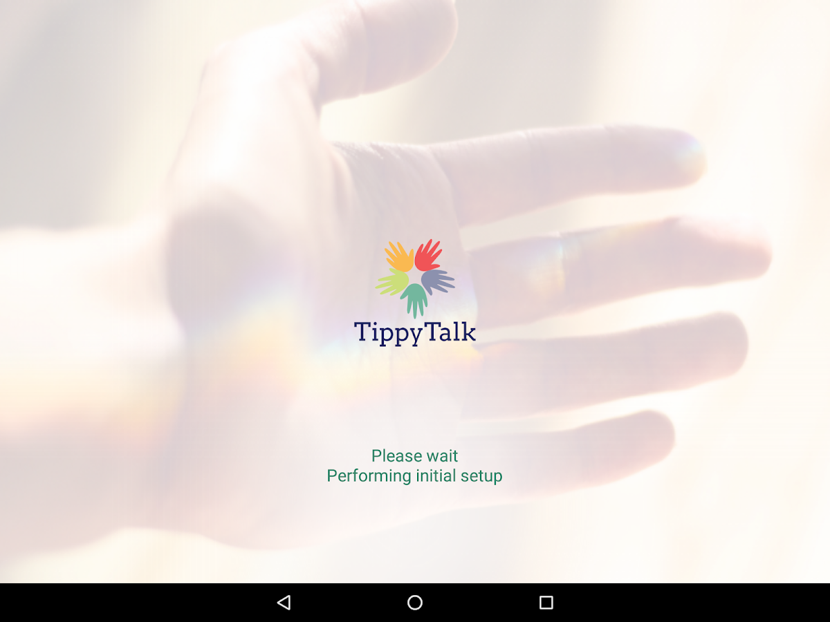 TippyTalk- screenshot