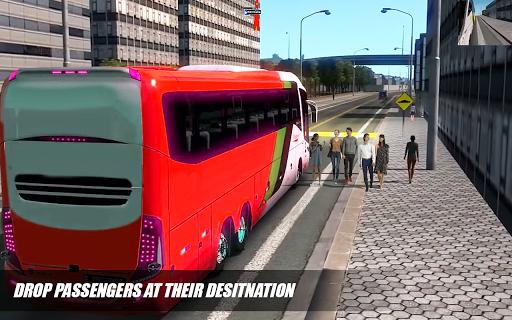 Coach Driver Hill Bus Simulator 3D 1.0 screenshots 2