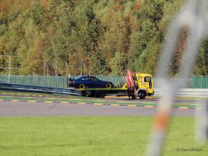 Photo: Circuit de SPA Francorchamps: manchmal geht's so in die Paddocks zurück!