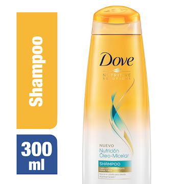 Shampoo Dove Nutricion
