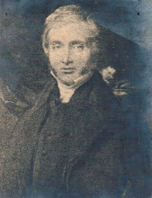 Photo: Canon Edward Bankes painted 1841. Born 1795, married Maria Rice 1838.