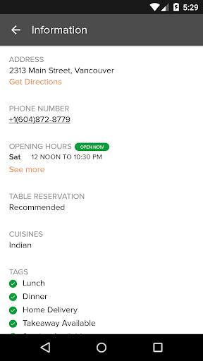 玩免費生活APP|下載Nirvana Restaurant app不用錢|硬是要APP
