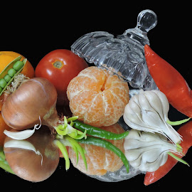 mixed delight by SANGEETA MENA  - Food & Drink Fruits & Vegetables