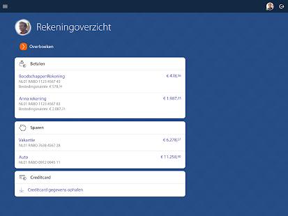 Bankafschrift download rabobank