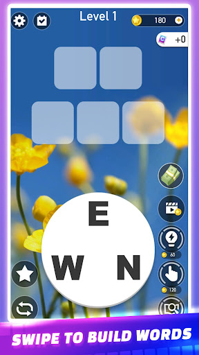 Word Link - Free Word Games apktreat screenshots 2