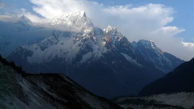Photo: Morgenstimmung in Bimthang
