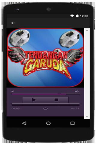 Ost Film Tendangan Garuda Terbaru 1.0 screenshots 3